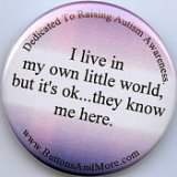 I live in my own world - Individuals