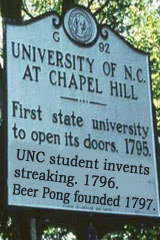 Friday Nights at Chapel Hill - Alumni & Schools