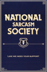 National Sarcasm Society - Other
